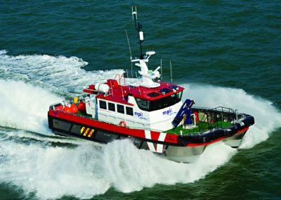 South Boats MPI Cervantes 17m WSFV